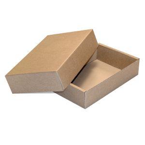 Kartonnen doos met deksel