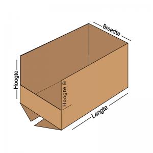 Magazijn doos Model 0200